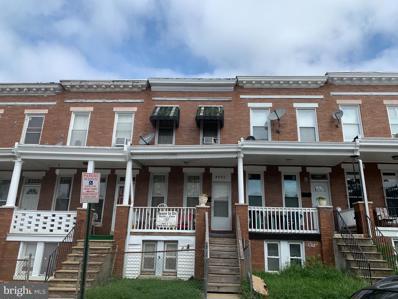 3052 Brighton Street, Baltimore, MD 21216 - #: MDBA549694