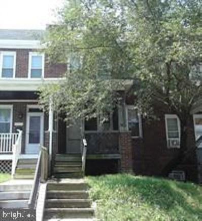 833 Pontiac Avenue, Baltimore, MD 21225 - #: MDBA549754