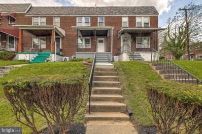 3834 Derby Manor Drive, Baltimore, MD 21215 - #: MDBA549784