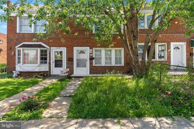 2819 Eastshire Drive, Baltimore, MD 21230 - #: MDBA549800