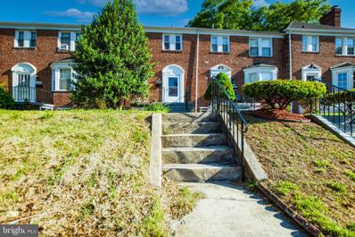1526 Roundhill Road, Baltimore, MD 21218 - #: MDBA549804