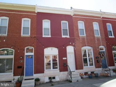 117 N Luzerne Avenue, Baltimore, MD 21224 - #: MDBA549806
