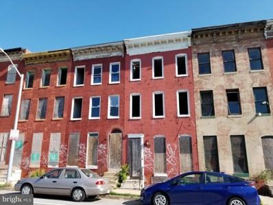 940 W Franklin Street, Baltimore, MD 21223 - #: MDBA549842