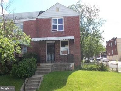 3201 Pelham Avenue, Baltimore, MD 21213 - #: MDBA549926