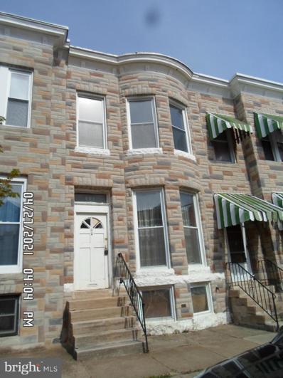 603 Appleton Street, Baltimore, MD 21217 - #: MDBA549952