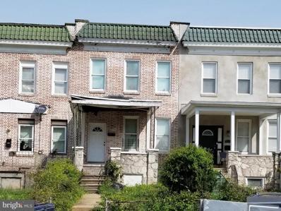 4102 Fairview Avenue, Baltimore, MD 21216 - #: MDBA550020