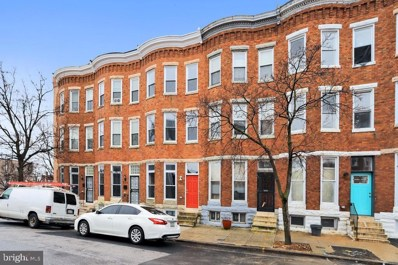 521 E 21ST Street, Baltimore, MD 21218 - #: MDBA550036