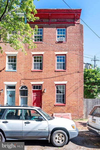 1614 Lancaster Street, Baltimore, MD 21231 - #: MDBA550062