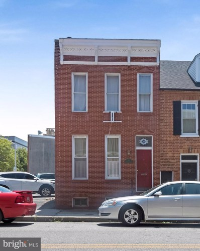29 E West Street, Baltimore, MD 21230 - #: MDBA550068