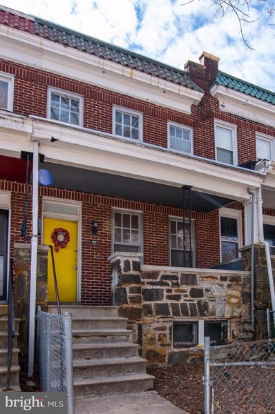1567 Homestead Street, Baltimore, MD 21218 - #: MDBA550092