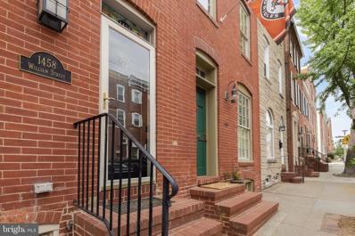 1458 William Street, Baltimore, MD 21230 - #: MDBA550102