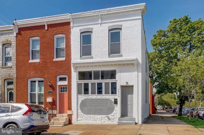 2648 Hampden Avenue, Baltimore, MD 21211 - #: MDBA550108