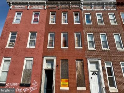 540 Laurens Street, Baltimore, MD 21217 - #: MDBA550122