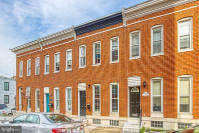 1705 Clarkson Street, Baltimore, MD 21230 - #: MDBA550124