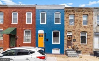 2825 Miles Avenue, Baltimore, MD 21211 - #: MDBA550214