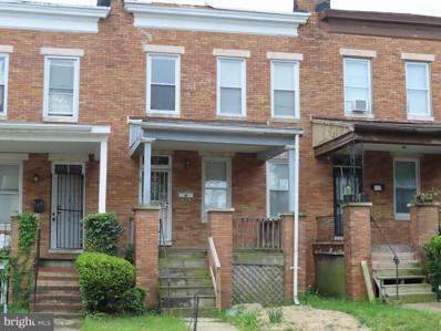 409 E Cold Spring Lane, Baltimore, MD 21212 - #: MDBA550284
