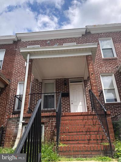 3232 Elmora Avenue, Baltimore, MD 21213 - #: MDBA550328