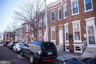 437 E Lorraine Avenue, Baltimore, MD 21218 - #: MDBA550338