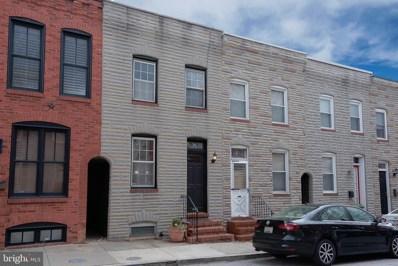 809 S Glover Street, Baltimore, MD 21224 - #: MDBA550394