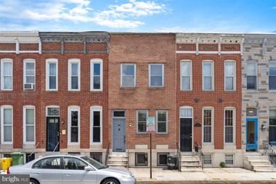 1011 Riverside Avenue, Baltimore, MD 21230 - #: MDBA550416
