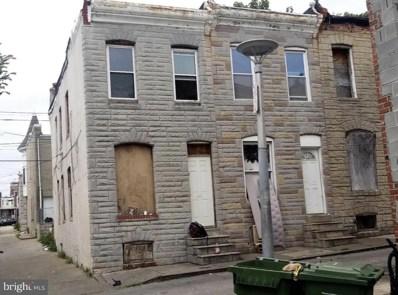 1824 N Chapel Street, Baltimore, MD 21213 - #: MDBA550442