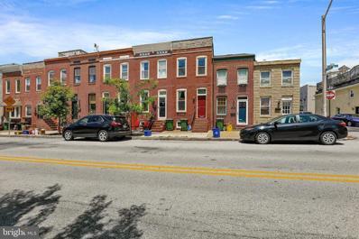 3018 Dillon Street, Baltimore, MD 21224 - #: MDBA550476