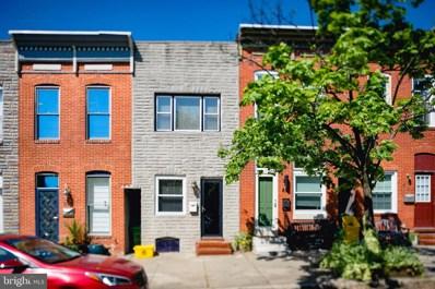 814 S Luzerne Avenue, Baltimore, MD 21224 - #: MDBA550554