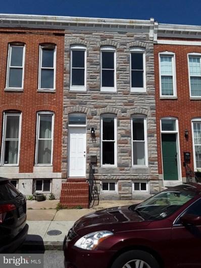 1504 Henry Street, Baltimore, MD 21230 - #: MDBA550602