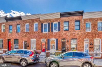 522 S Decker Avenue, Baltimore, MD 21224 - #: MDBA550662