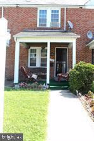 5603 Ready Avenue, Baltimore, MD 21212 - #: MDBA550672
