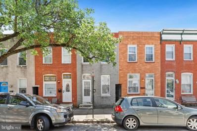 3031 Elliott Street, Baltimore, MD 21224 - #: MDBA550684