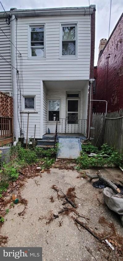 605 Parkwyrth Avenue, Baltimore, MD 21218 - #: MDBA550716
