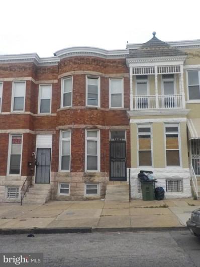 2214 Ruskin Avenue, Baltimore, MD 21217 - #: MDBA550744