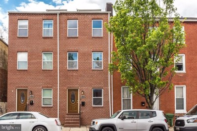 44 S Poppleton Street, Baltimore, MD 21201 - MLS#: MDBA550748