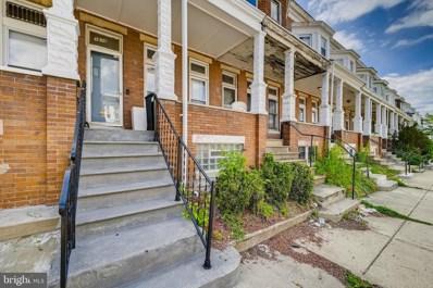 1610 Ruxton Avenue, Baltimore, MD 21216 - #: MDBA550810