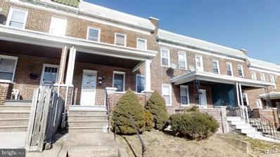 3016 Pelham Avenue, Baltimore, MD 21213 - #: MDBA550816