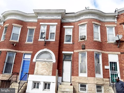 1656 W North Avenue, Baltimore, MD 21217 - #: MDBA550824