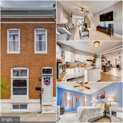 107 Rochester Place, Baltimore, MD 21224 - #: MDBA550850