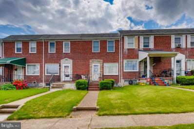 1224 Delbert Avenue, Baltimore, MD 21222 - #: MDBA550870