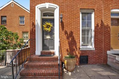 26 E Henrietta Street, Baltimore, MD 21230 - #: MDBA550888