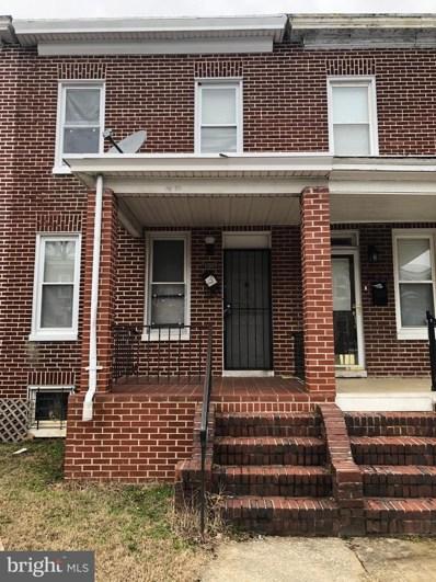 3420 Lyndale Avenue, Baltimore, MD 21213 - #: MDBA550922