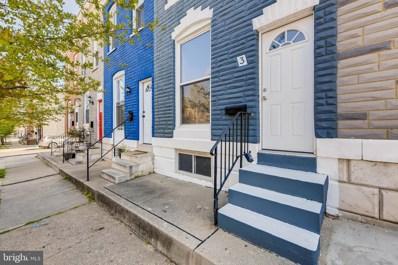 3 N East Avenue, Baltimore, MD 21224 - #: MDBA550932