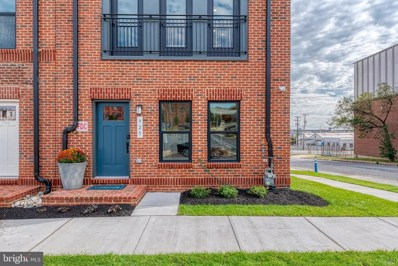 4007 Hudson Street, Baltimore, MD 21224 - #: MDBA551012