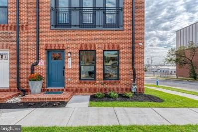 4009 Hudson Street, Baltimore, MD 21224 - #: MDBA551020