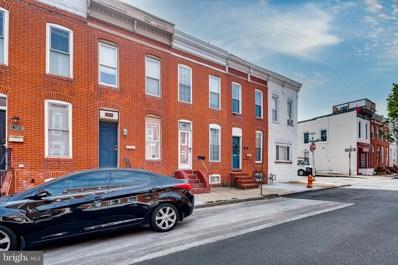 1313 Patapsco Street, Baltimore, MD 21230 - #: MDBA551030