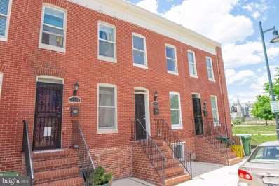 1118 McDonogh Street, Baltimore, MD 21213 - #: MDBA551096