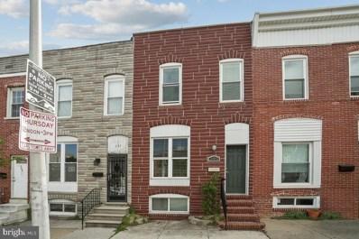 249 S Highland Avenue, Baltimore, MD 21224 - #: MDBA551104