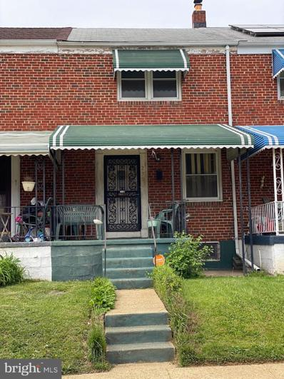 2706 Uhler Avenue, Baltimore, MD 21215 - #: MDBA551126