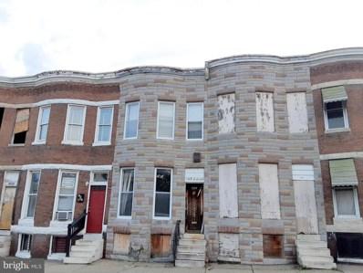 1004 E 20TH Street, Baltimore, MD 21218 - #: MDBA551128