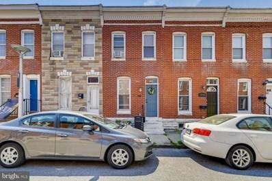 1732 Clarkson Street, Baltimore, MD 21230 - #: MDBA551132